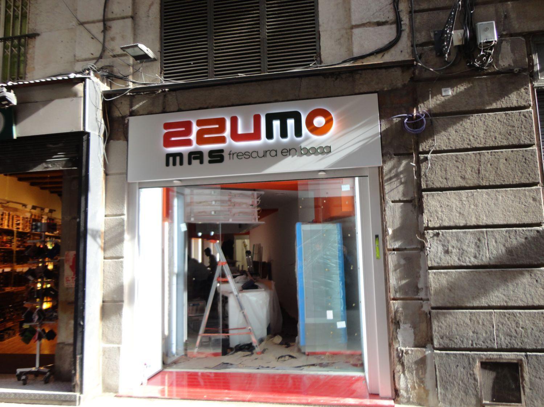 Zzumo Mas Barcelona - Proyectos y trabajos realizados por el equipo de Diaz Cano