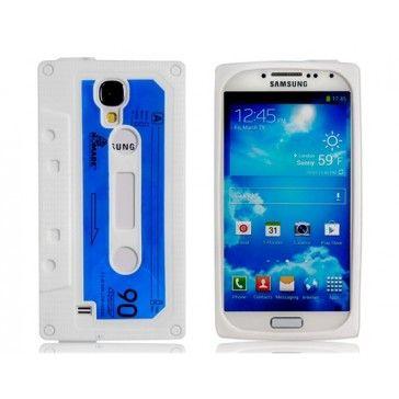 Compact Cassette White Samsung Galaxy S4 Case Samsung Galaxy S4 Cases Samsung Galaxy S4 Samsung Galaxy Samsung Galaxy S4 Cases