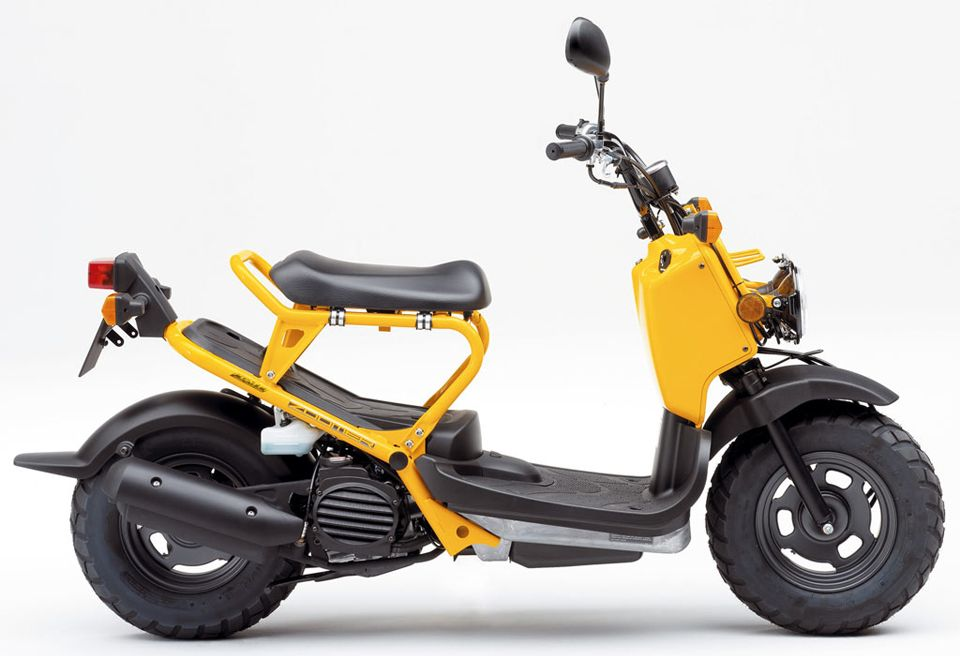 Honda Zoomer & Honda Ruckus - mini4temps.fr | Random awesome | Pinterest