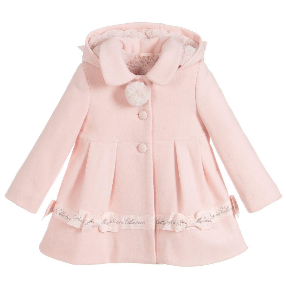 Coats Of Little Colour Pale Pink