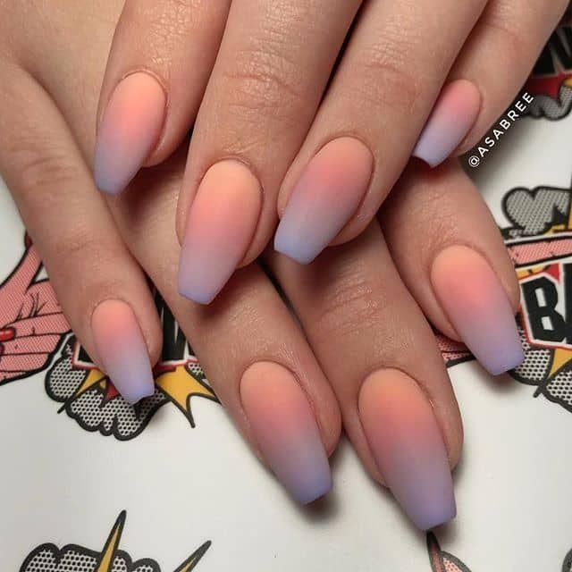 50 wunderschöne lila Nägel, die Ihr nächstes Nageldesign inspirieren #purplenail #purlplena