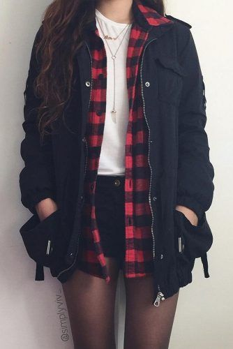 Photo of 33 Flannel autumn outfits: style tips How to wear your favorite shirt