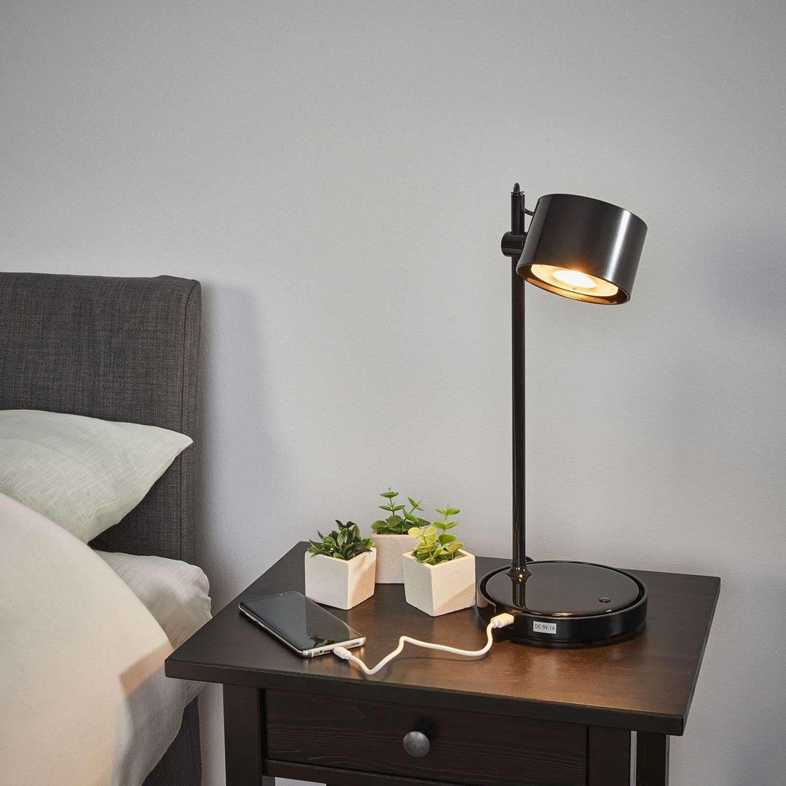 Lampe A Poser Led Idual Jasmine Avec Telecommande De Idual Lampe A Poser Led Et Jasmin