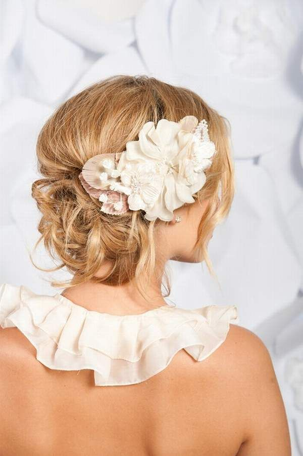 Most Beautiful Hairstyles 2012 Coiffure mariée, Coiffure