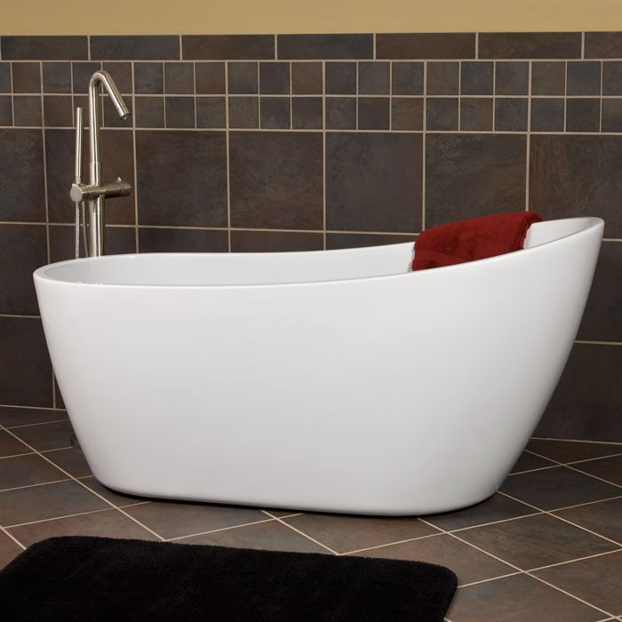 free standing slipper bathtubs | ... slipper clawfoot tubs 60 sheba ...
