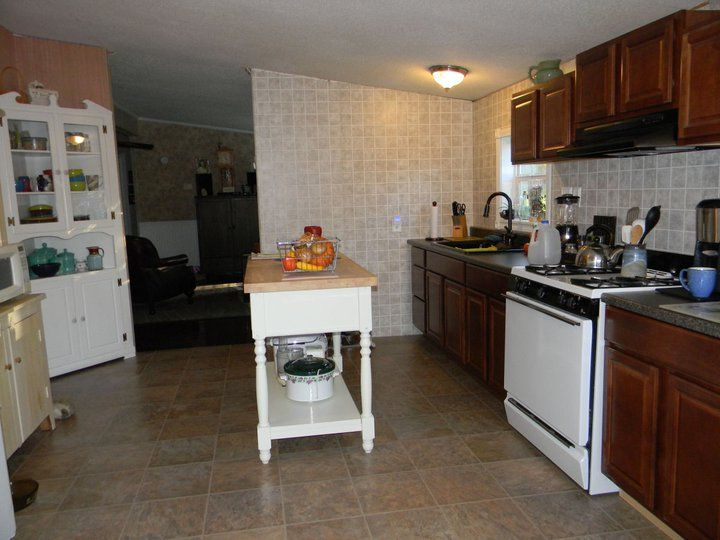 Kitchen Update This Couple Has Revamped Entire Mobile Home