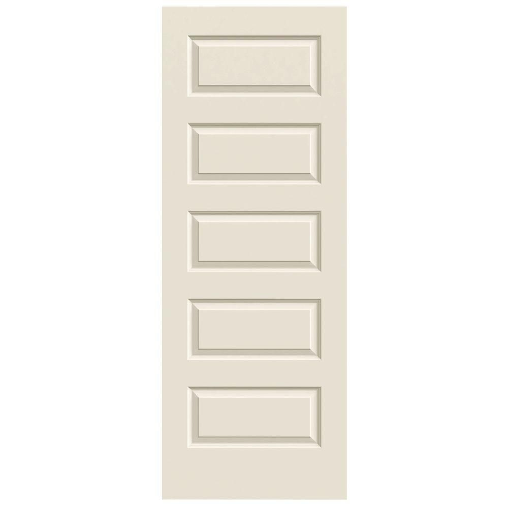 Jeld Wen 30 In X 80 In Rockport Primed Smooth Molded Composite