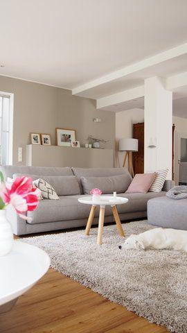 Graue Sofas Ideen für dein Wohnzimmer Living rooms, Decorating - wohnzimmer ideen grau