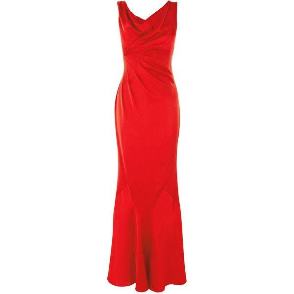 Coast Zelda Maxi Dress ($220) ❤ liked on Polyvore
