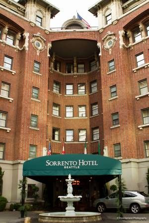 Seattle S Quest To Become An International City Of Literature Will Have A Home On First Hill The Soro Hotel Announced Wednesday That New