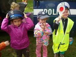 Mamy prawdziwe policyjne akcesoria :)