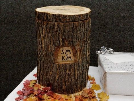 Rustic Wedding Cake Stands For Reception