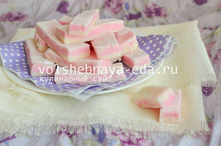 сайт пастила рецепты
