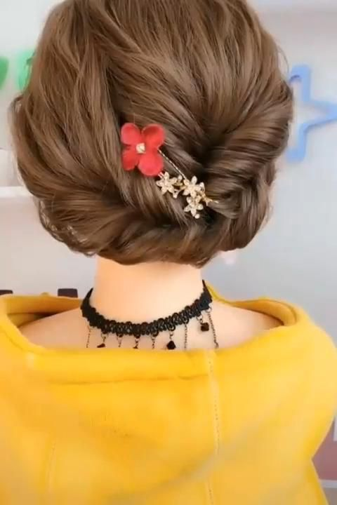 Top 5 Hair Updo Tutorials on Pinterest