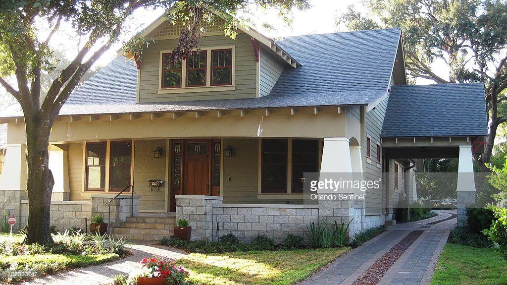 Image result for Craftsman side porch Craftsman style