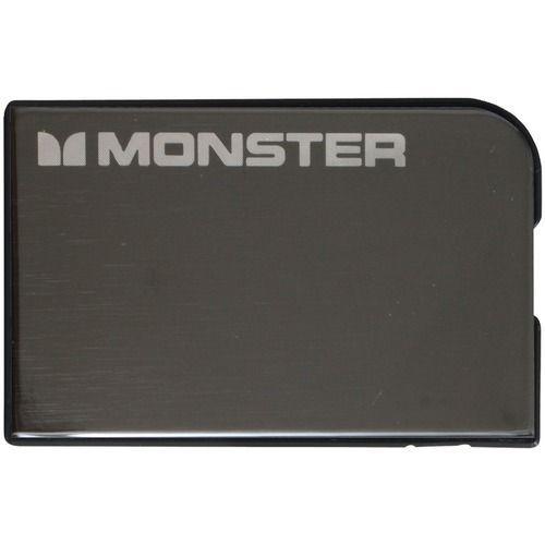 Monster 1650mah Monster Mobile Powercard V2 Ww (black)