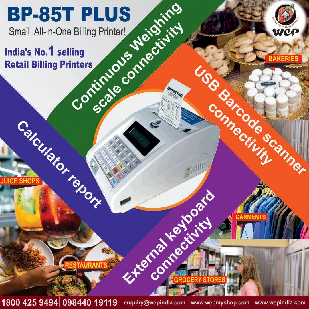 BP85T Pen drive, Thermal printer, Bp.