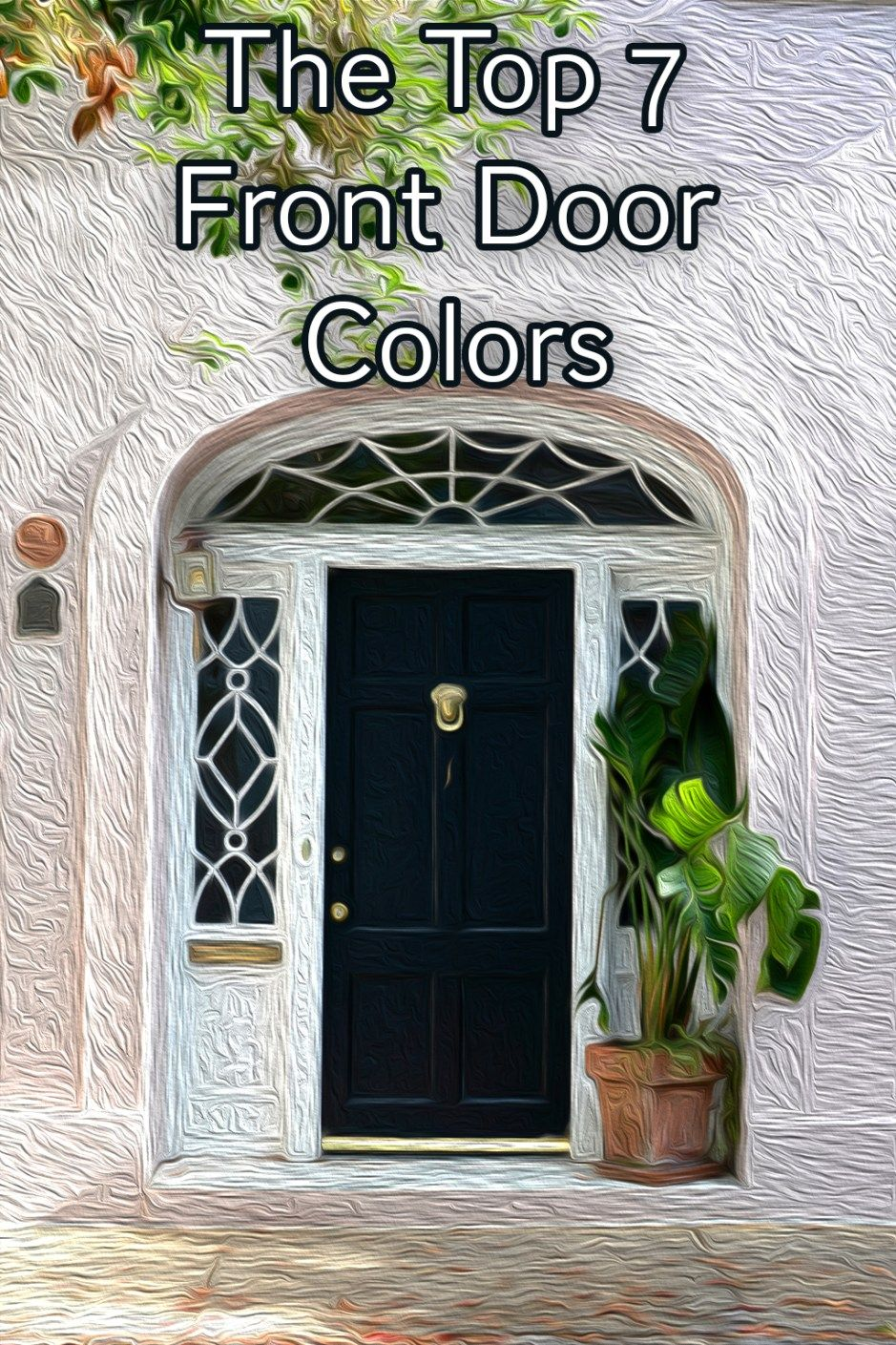 Excellent The 7 Best Front Door Colors For 2018 Exterior Home Colors Best Image Libraries Sapebelowcountryjoecom
