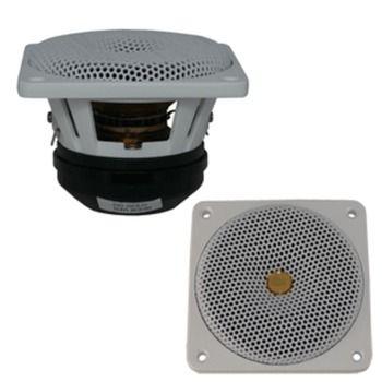 DC GOLD AUDIO N4C 4 Classic Series Speakers - 8 OHM - (Pair) White