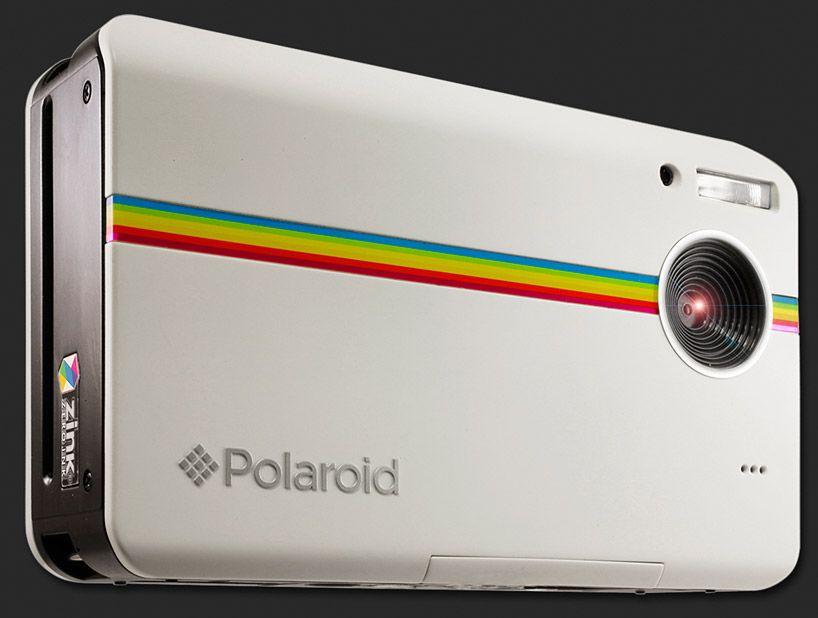 polaroid Z2300 instant digital camera - 10 megapixel, built in ...