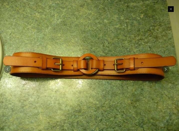 Smuggler Belt.