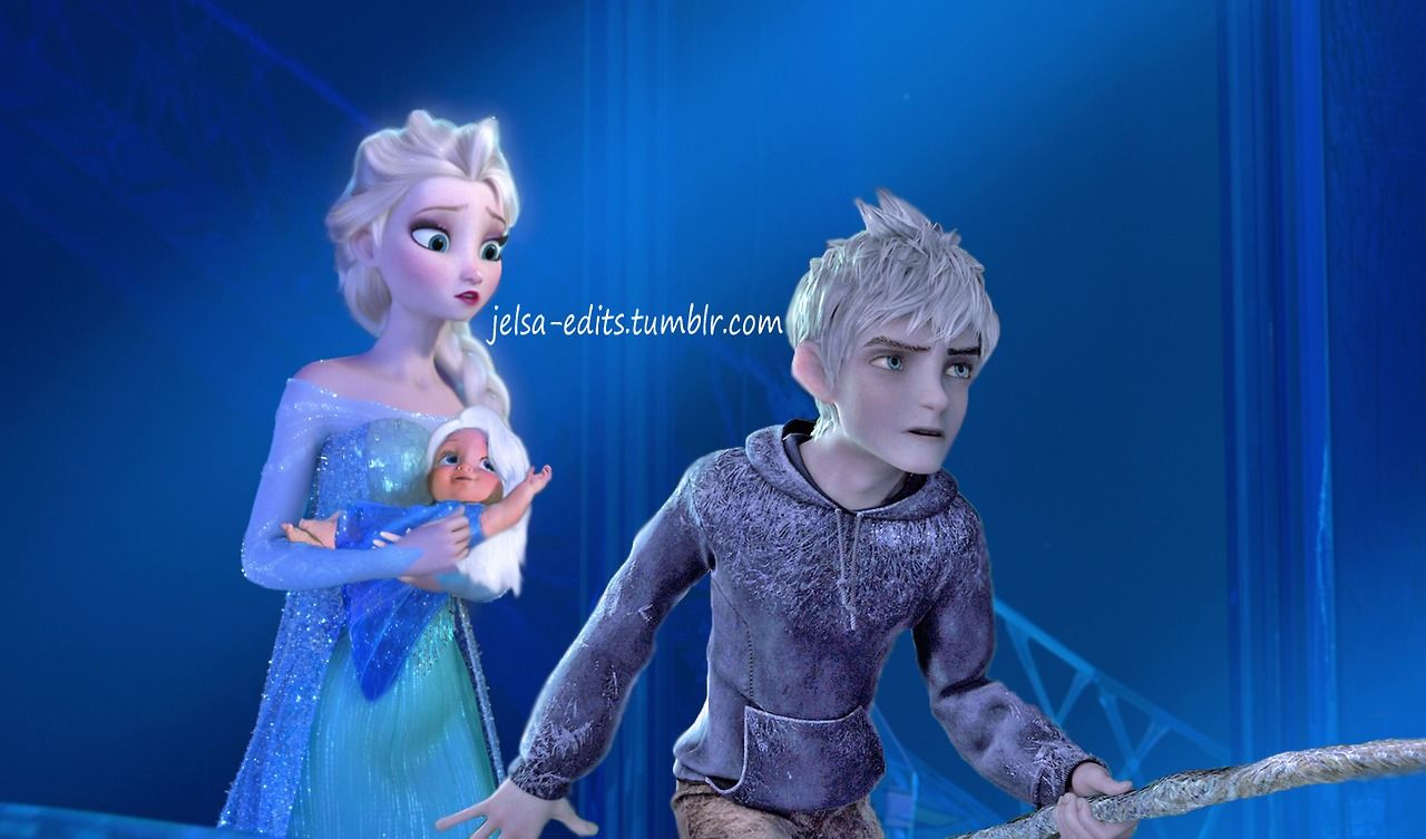 Frozen Elsa And Jack Frost Have A Baby Game for kids - YouTube