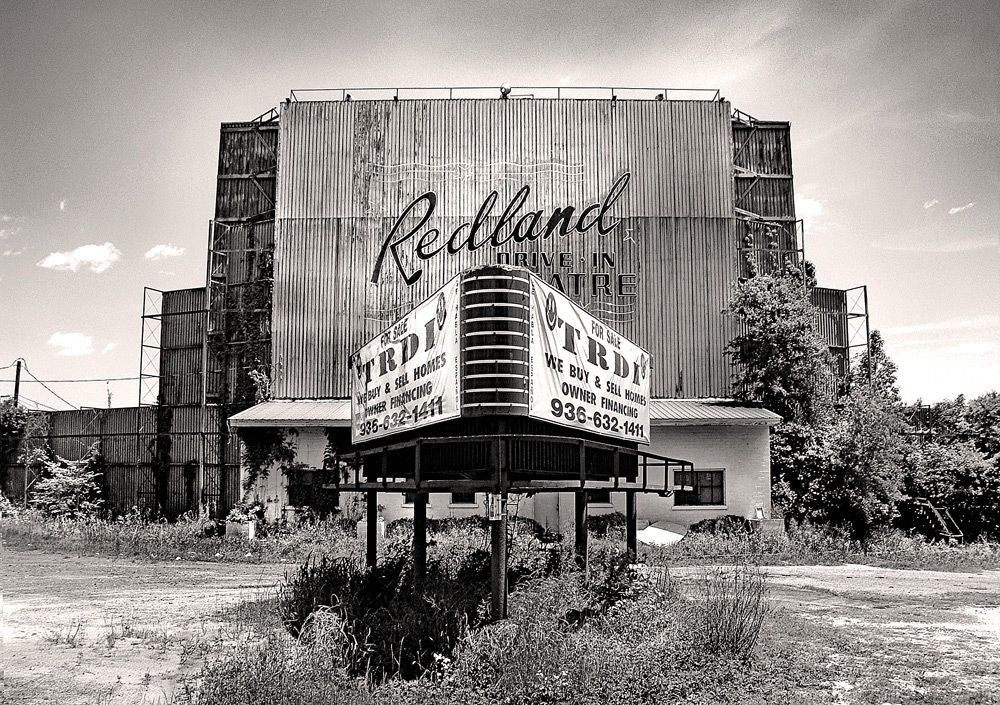 urban photography 15 antilimit old drive in movie