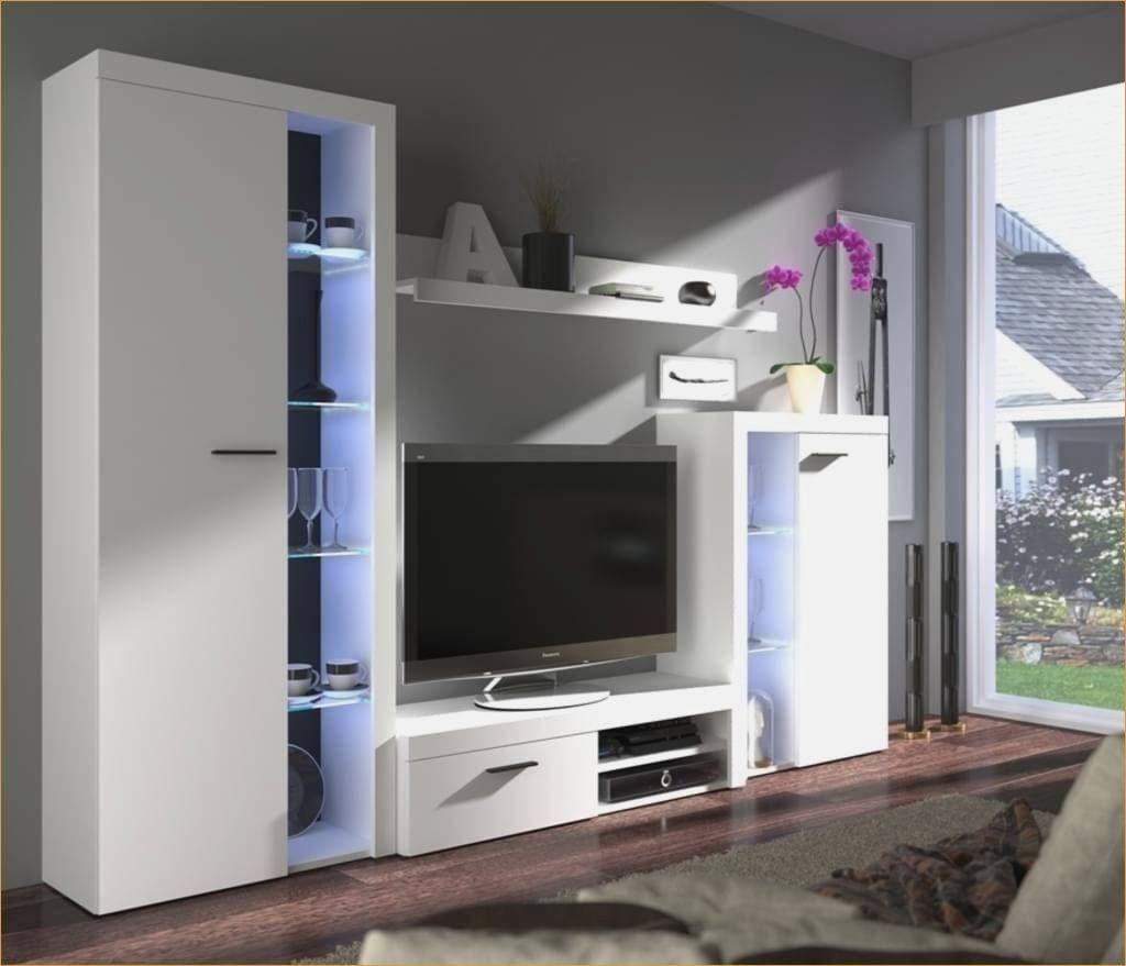 Segmüller Wohnwand in 10  Wohnen, Wohnzimmer weiß, Wohnwand