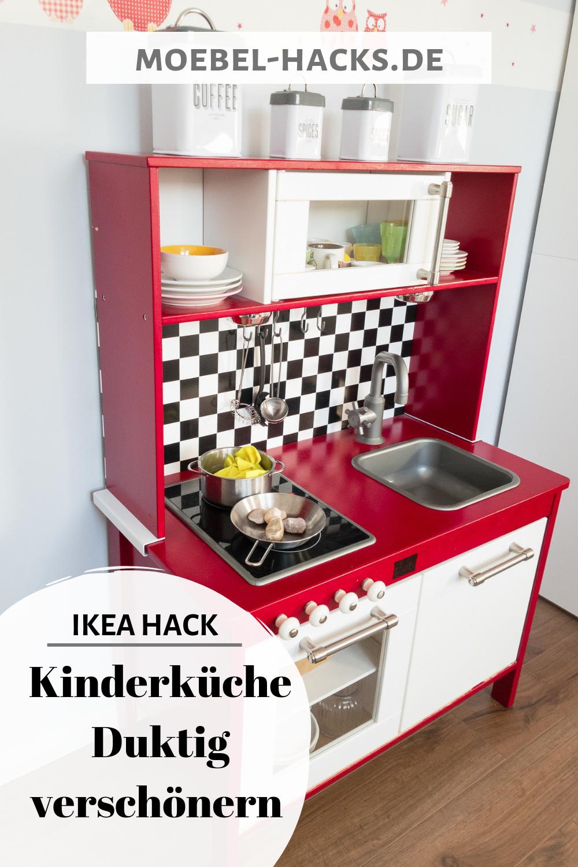 Kinderküche pimpen - IKEA HACK   Ikea kinderküche ...