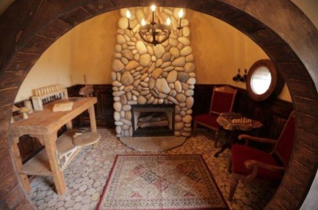 Hobbit Haus hobbit haus hobbithäuser holzhäuser hobbit häuser