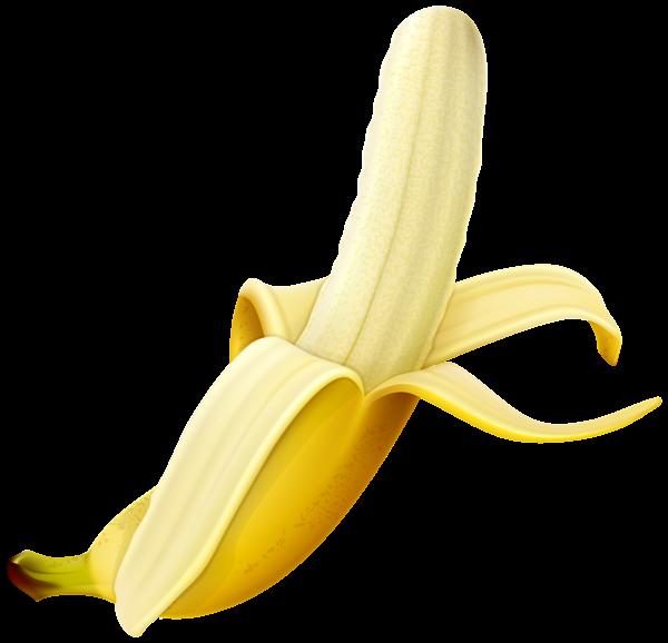 Peeled Banana Png Clipart Image Fruit Photography Banana Fruits Images
