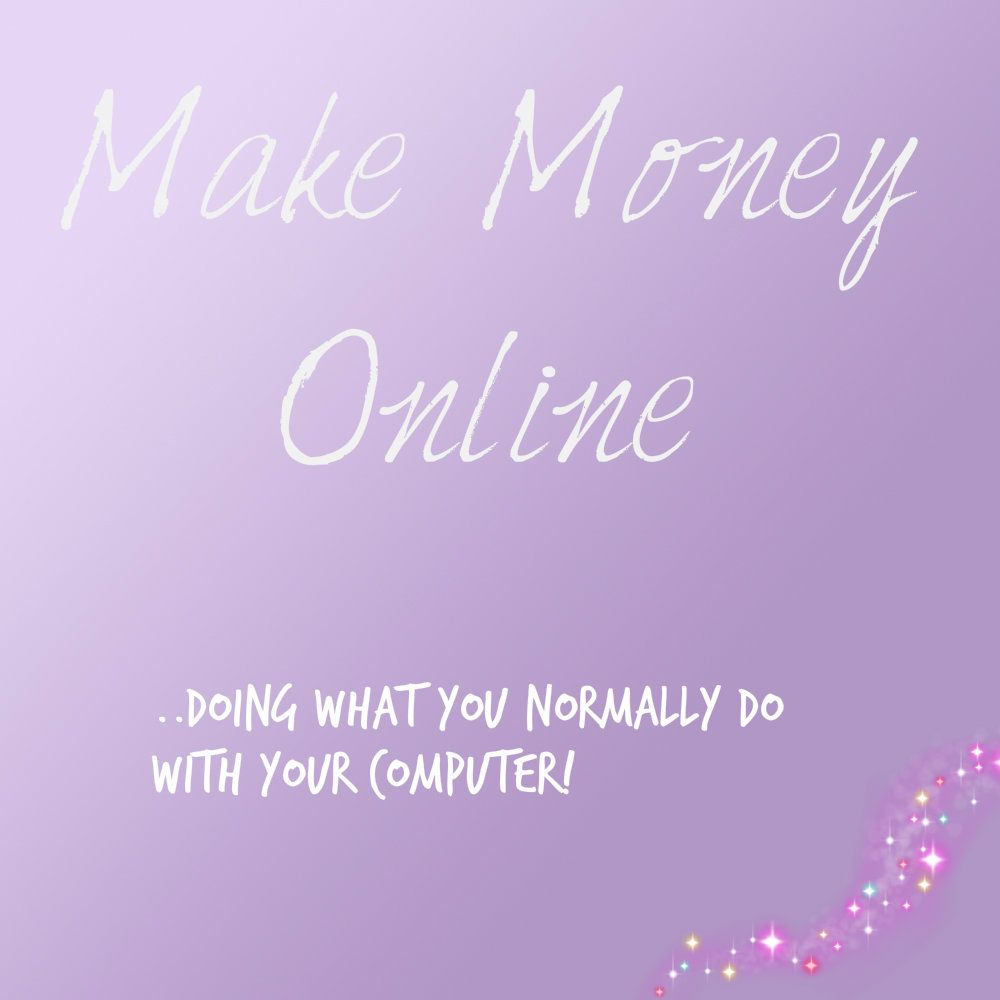 Some of my link to join if ou want to make a little money online! http://logga.me/sitiptc/
