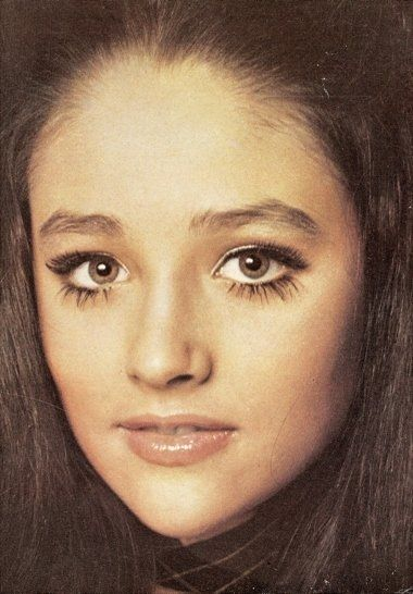 Young olivia hussey