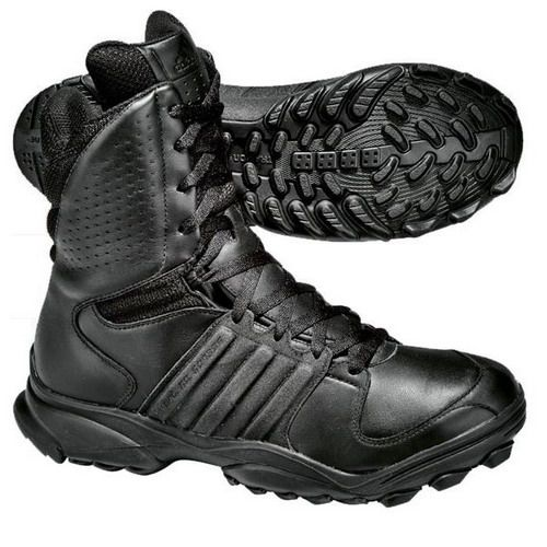 0e708b828556 Adidas GSG9 II (Most comfortable boot if you re always on your feet or best  boot for working indoors or driving)