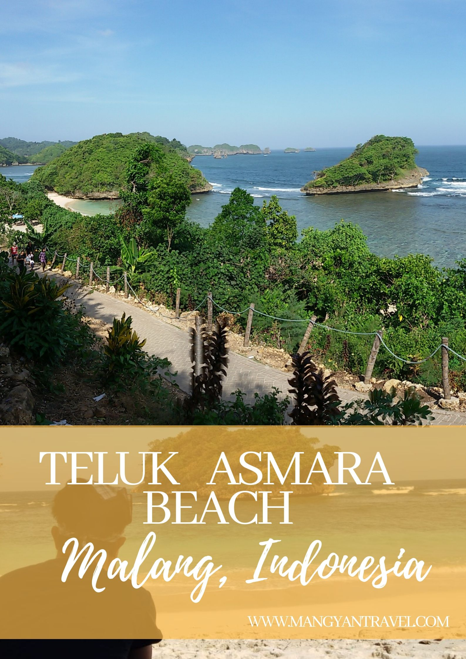 Teluk Asmara Malang : teluk, asmara, malang, Teluk, Asmara, Beach,, Indonesia, Travel,, Holiday, Southeast, Travel
