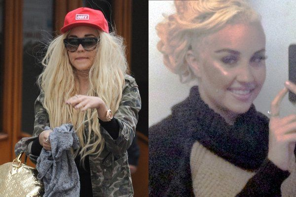 Amanda Bynes Shaved Half of Her Head - The Cut