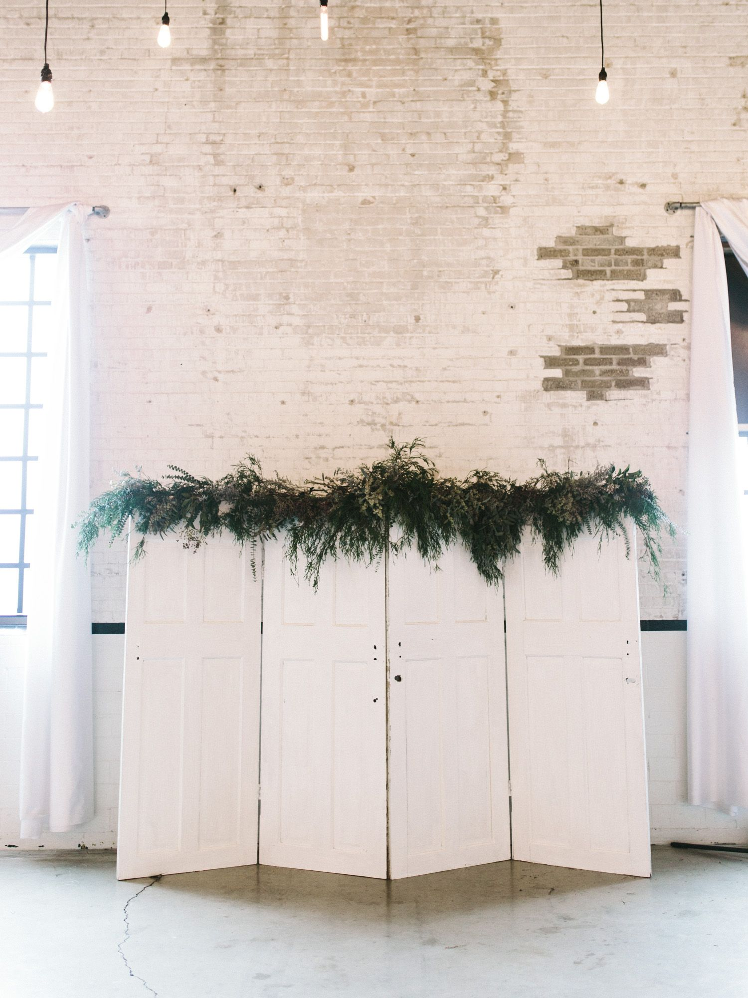 An Industrial Meets Ethereal Wedding at The Brick Brick