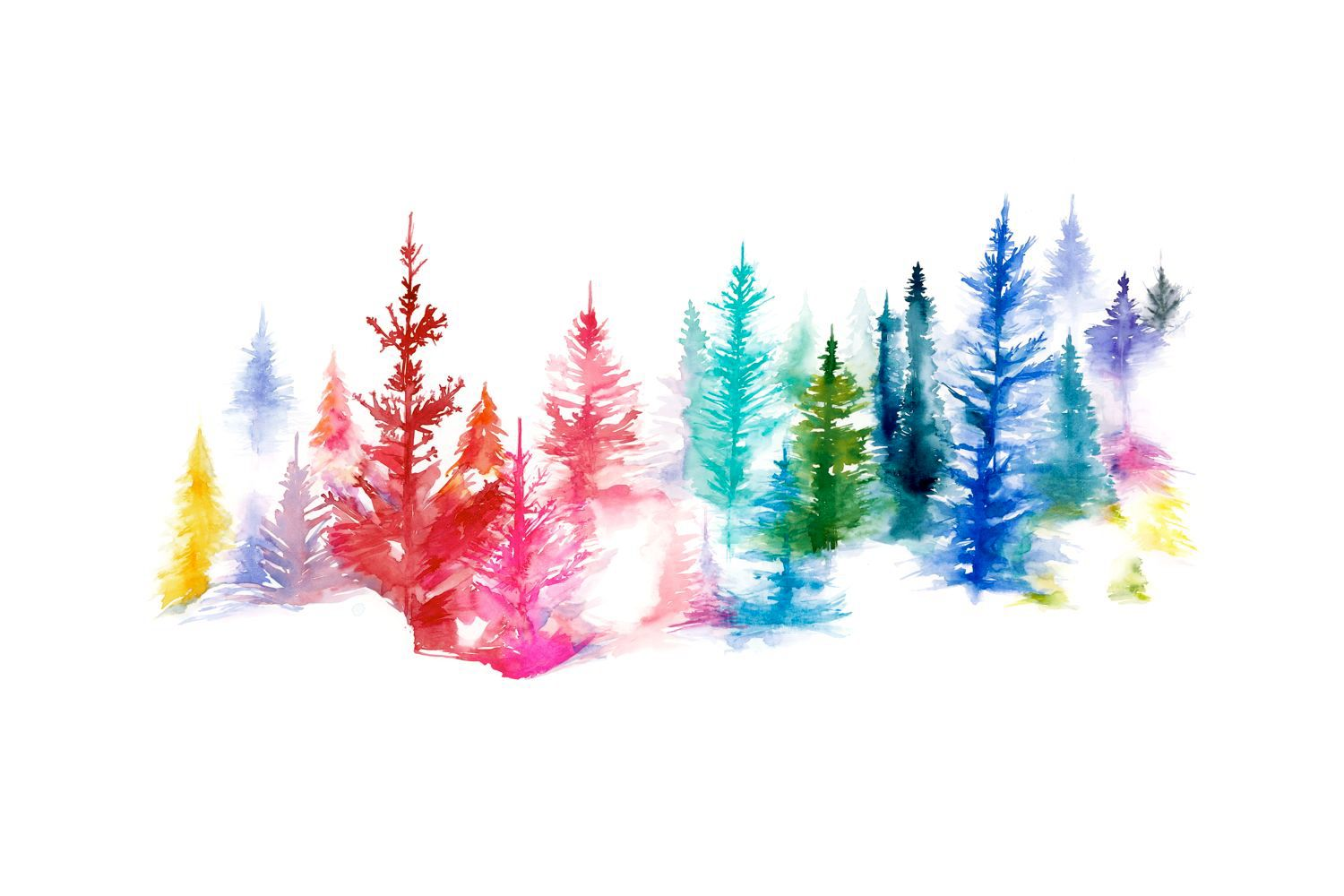 For me this rainbow of fir trees is a symbol of tolerance no for me this rainbow of fir trees is a symbol of tolerance no matter biocorpaavc Image collections