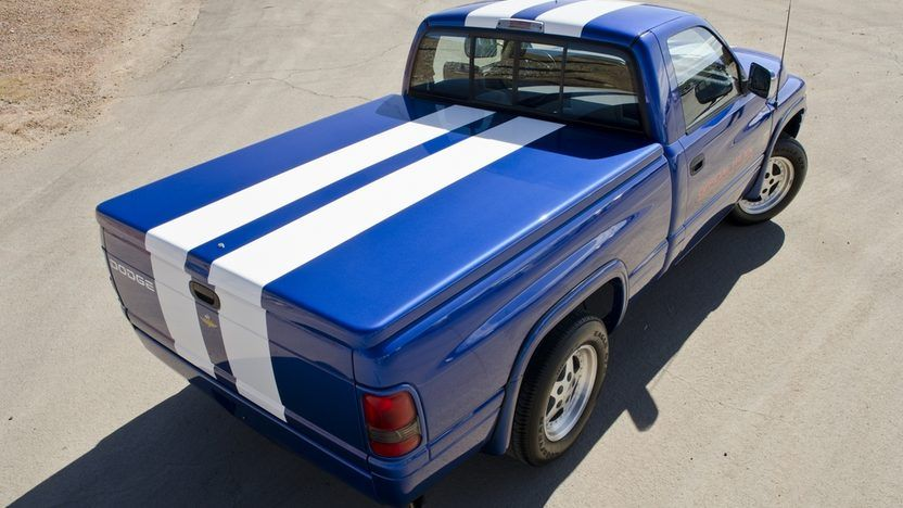 1996 Dodge Ram Indy Pace Truck 11