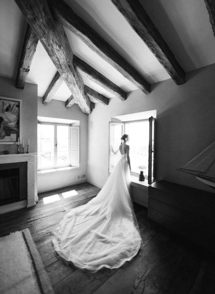 Mario Gotzes Hochzeit Mit Ann Kathrin Sehen Sie Die Exklusiven Fotos Bei Vogue Hochzeit Brautkleid Braut