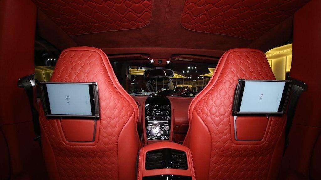 Aston Martin Lagonda Taraf Aston Martin Lagonda Aston Martin Luxury Sedan
