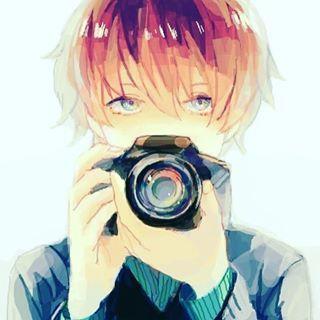 Anime Boy With Orange Hair And Girl With Brown Hair Google Search Cute Anime Boy Cute Anime Guys Anime Guys