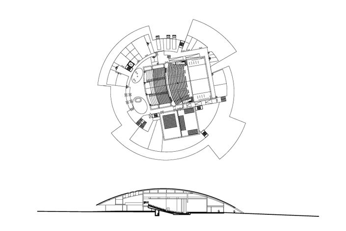 Bernard Tschumi Architects Architecture Sketch Bernard Tschumi Architect