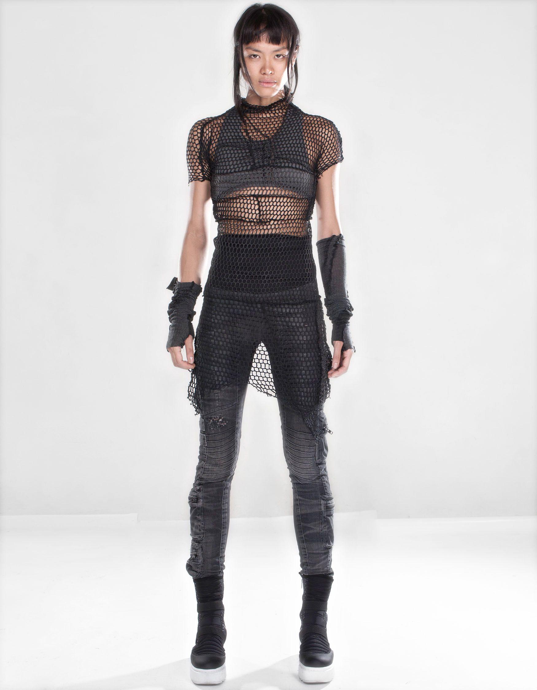 Dystopian Designers Part 1 Futuristic Fashion Fashion Dystopian Fashion
