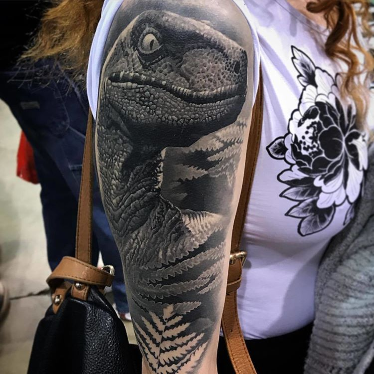 Beautiful tattoo by jacobsheffieldtattooslocation grand