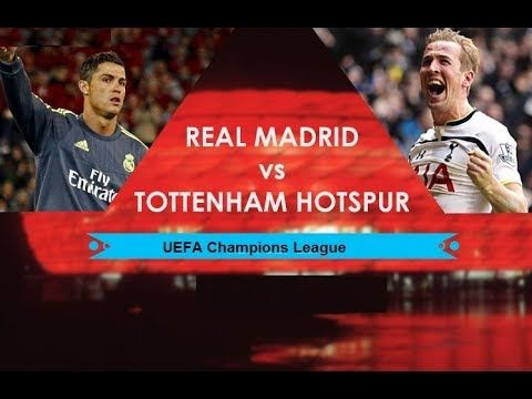 Real Madrid Vs Tottenham Live Stream Kick Off Time Prediction And