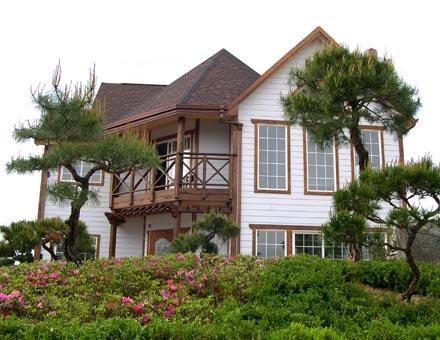 Chile planos casas de madera prefabricadas chalet - Casas prefabricadas en las palmas ...