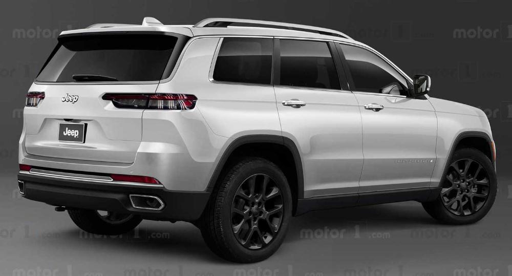 جيب غراند شيروكي 2022 الجديدة تماما سيارة الدفع الرباعي الأيقونية بالجيل الجديد قريبا موقع ويلز New Jeep Grand Cherokee Jeep Grand Cherokee Jeep Grand Cherokee Srt