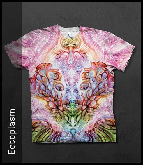 Art Clothing Company, Sublimation TShirts and Art Apparel by Threyda
