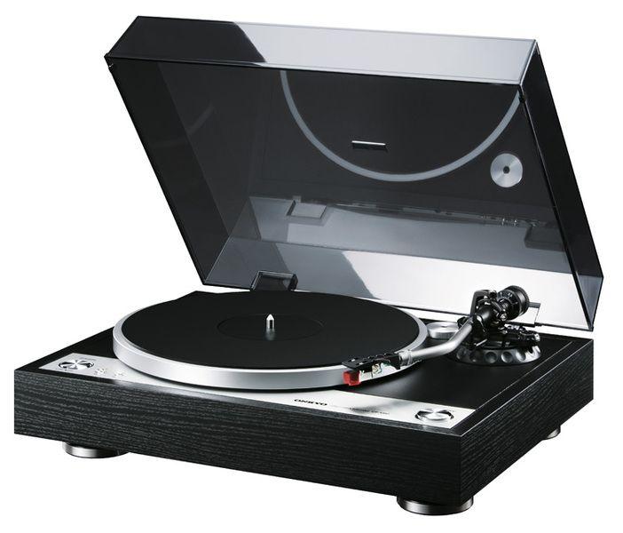 Onkyo CP-1050 Schallplattenspieler mit Direktantrieb